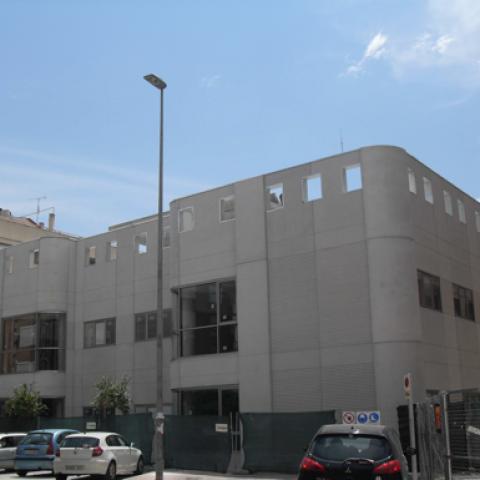 Centro de Salud Floridablanca Murcia