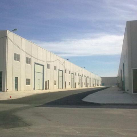 Pol. Industrial Las Salinas de Alhama