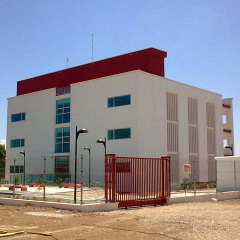 Edif. usos múltiples Torre Pacheco